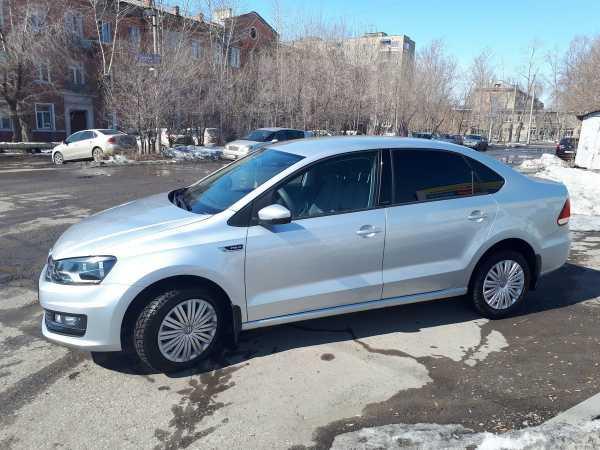 Volkswagen Polo, 2016 год, 670 000 руб.