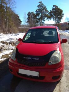Toyota Funcargo, 2004 г., Новосибирск