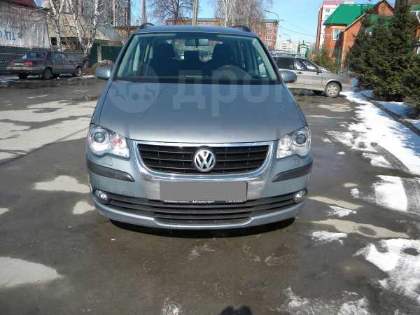 Volkswagen Touran, 2008 год, 485 000 руб.