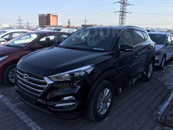 Hyundai Tucson, 2018 год, 1 914 000 руб.