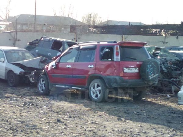 Honda CR-V, 1999 год, 110 000 руб.