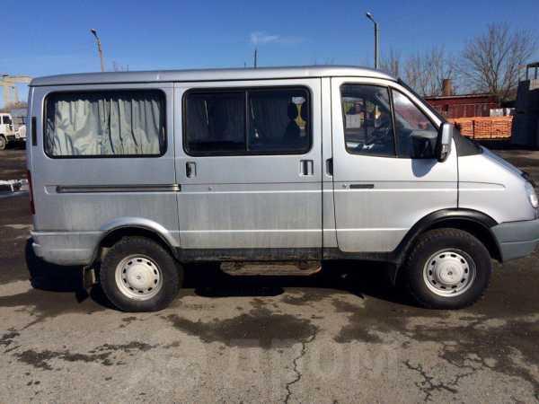ГАЗ 2217, 2007 год, 230 000 руб.