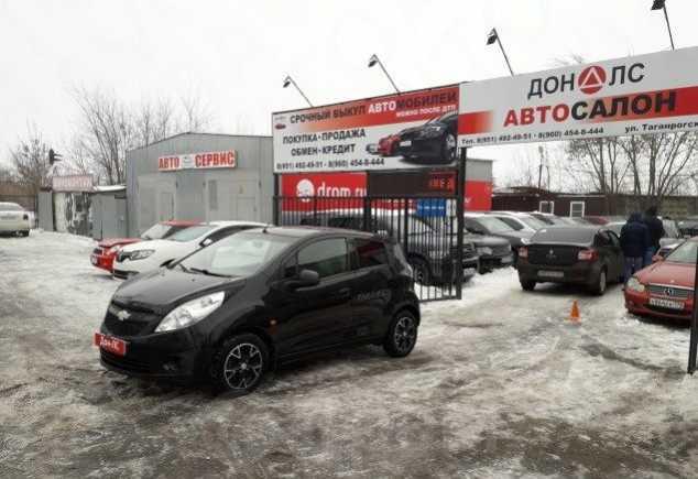 Chevrolet Spark, 2012 год, 288 000 руб.