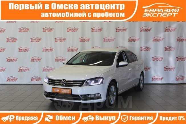 Volkswagen Passat, 2012 год, 699 800 руб.