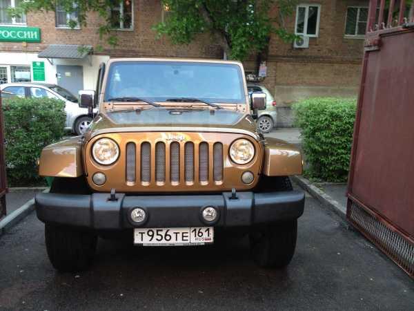 Jeep Wrangler, 2011 год, 2 150 000 руб.