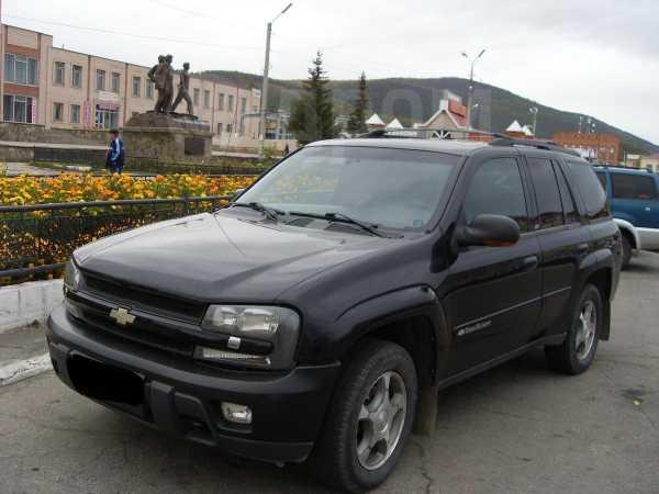 Chevrolet TrailBlazer, 2003 год, 530 000 руб.