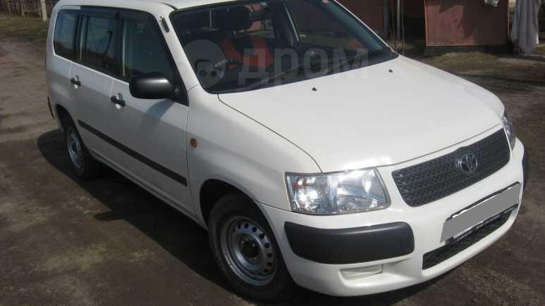 Toyota Succeed, 2012 год, 585 000 руб.