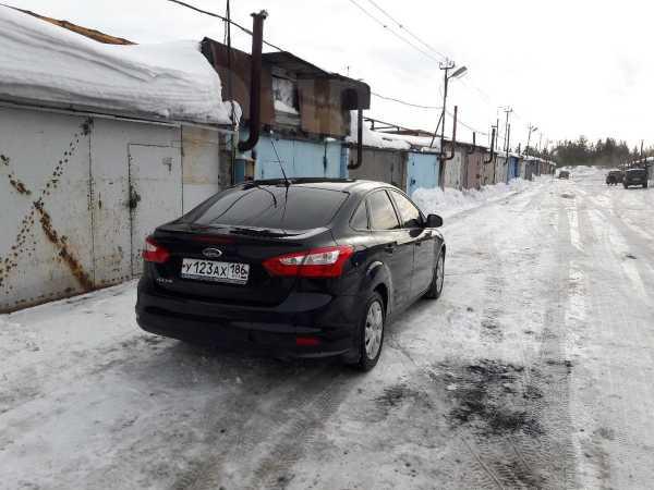 Ford Focus, 2013 год, 550 000 руб.