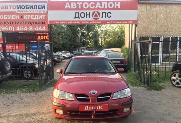 Nissan Almera, 2001 год, 178 000 руб.