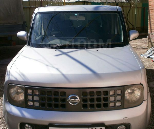 Nissan Cube, 2003 год, 300 000 руб.