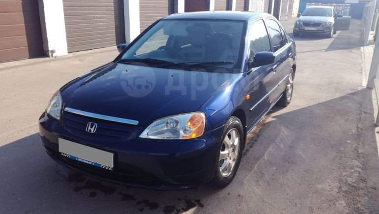 Honda Civic Ferio, 2002 год, 180 000 руб.