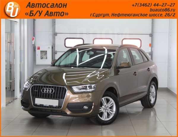 Audi Q3, 2013 год, 1 155 000 руб.