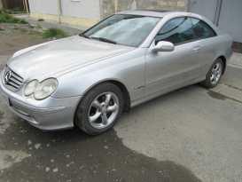 Екатеринбург CLK-Class 2004