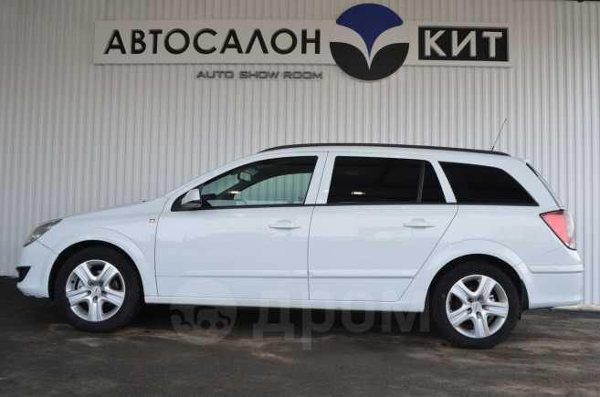 Opel Astra, 2008 год, 299 000 руб.