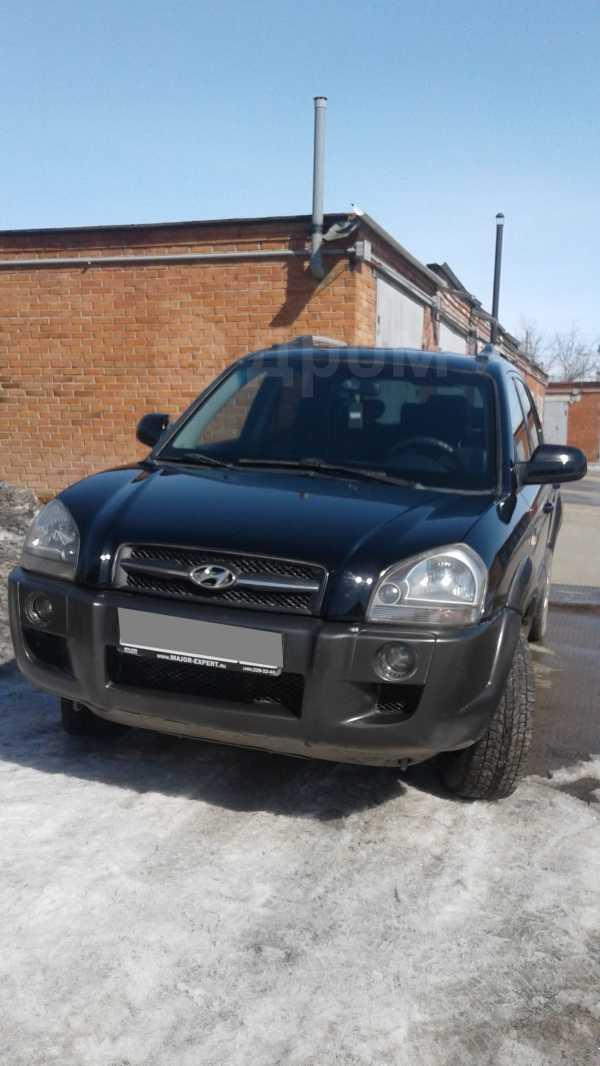 Hyundai Tucson, 2006 год, 535 000 руб.