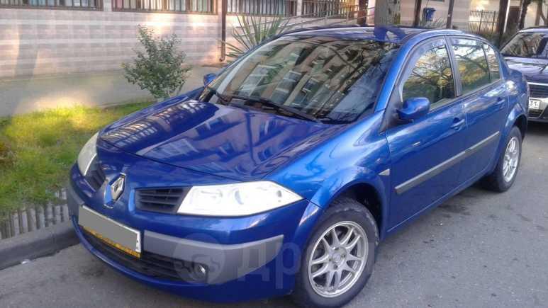 Renault Megane, 2008 год, 350 000 руб.