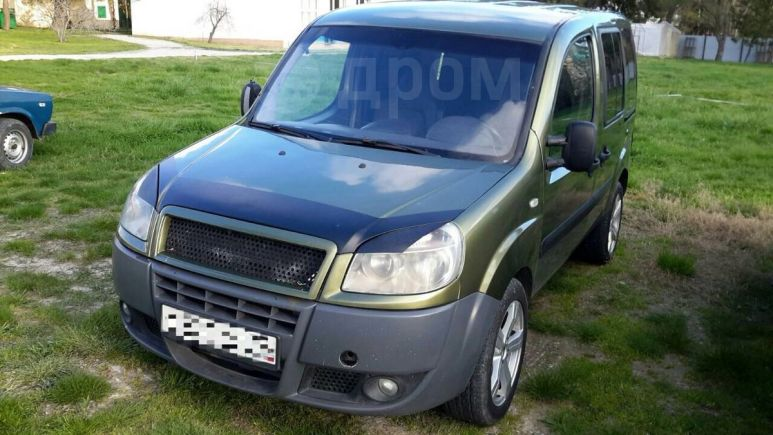 Fiat Doblo, 2007 год, 220 000 руб.