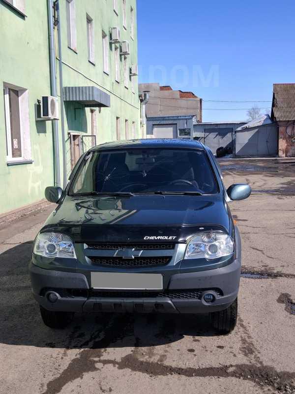Chevrolet Niva, 2011 год, 272 000 руб.