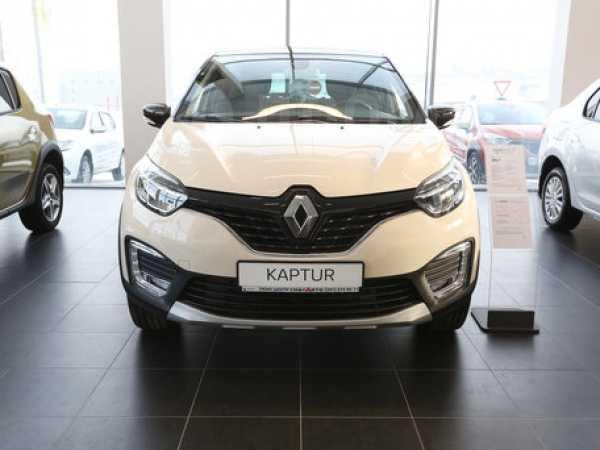 Renault Kaptur, 2018 год, 1 325 970 руб.