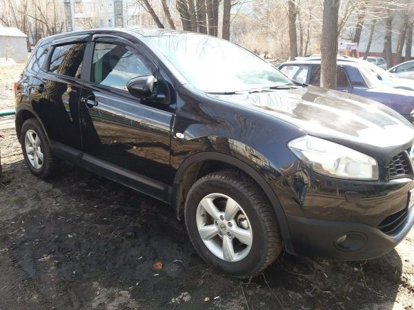 Nissan Qashqai, 2010 год, 690 000 руб.