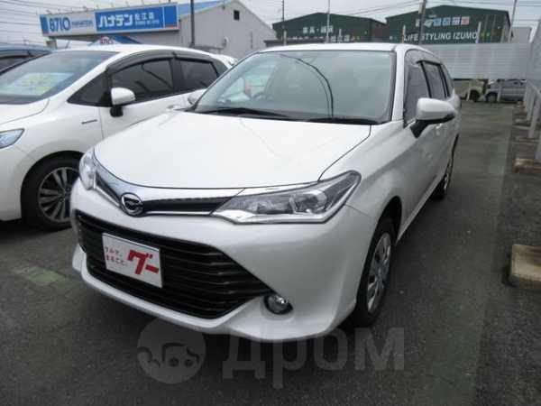 Toyota Corolla Fielder, 2015 год, 875 000 руб.