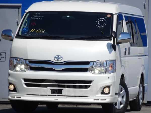 Toyota Hiace, 2013 год, 1 425 000 руб.