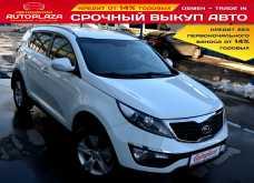 Барнаул Sportage 2011