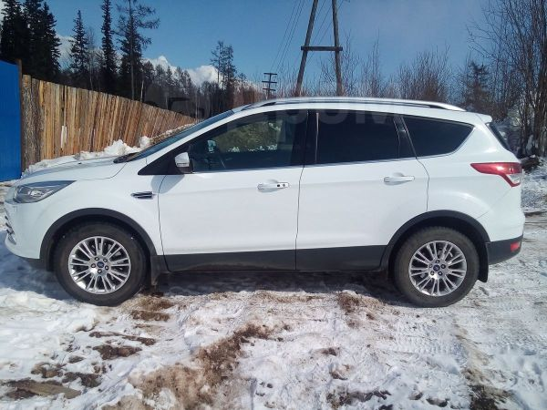 Ford Kuga, 2014 год, 1 400 000 руб.
