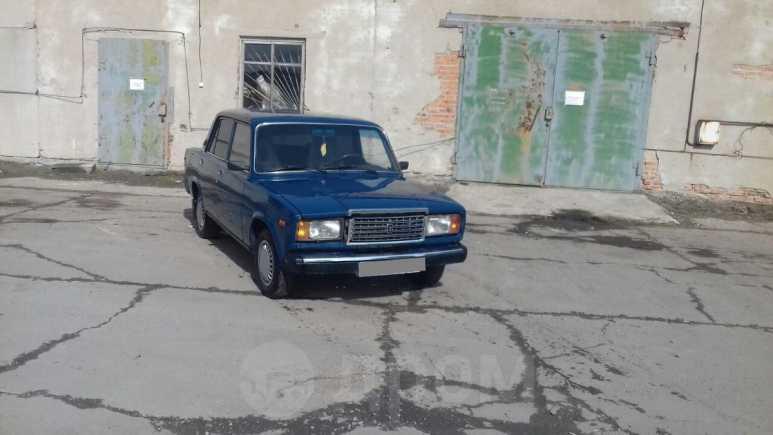 Лада 2107, 2005 год, 50 000 руб.