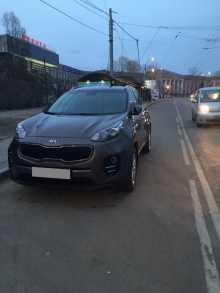 Иркутск Sportage 2017