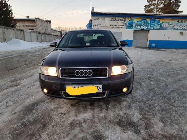 Audi A4, 2002 год, 290 000 руб.