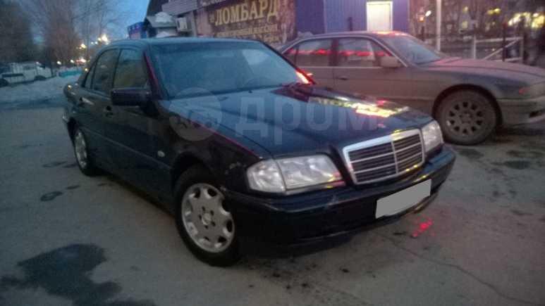 Mercedes-Benz C-Class, 1997 год, 250 000 руб.