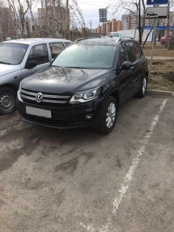 Volkswagen Tiguan, 2016 год, 1 480 000 руб.