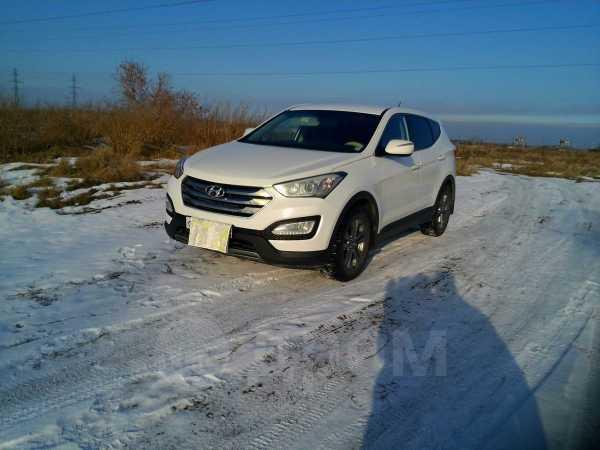 Hyundai Santa Fe, 2012 год, 1 280 000 руб.