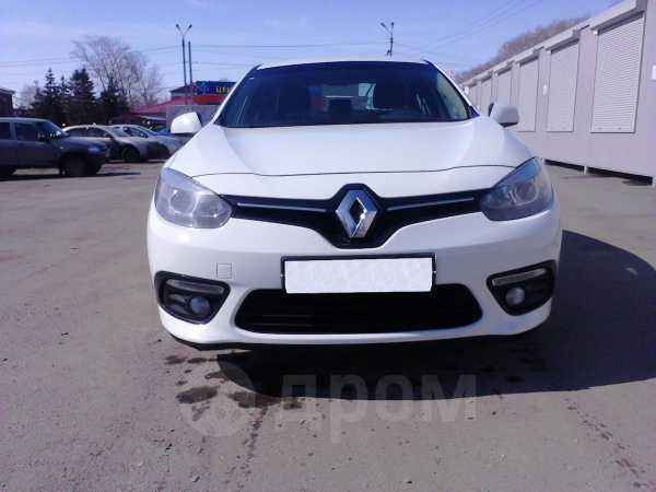 Renault Fluence, 2014 год, 475 000 руб.