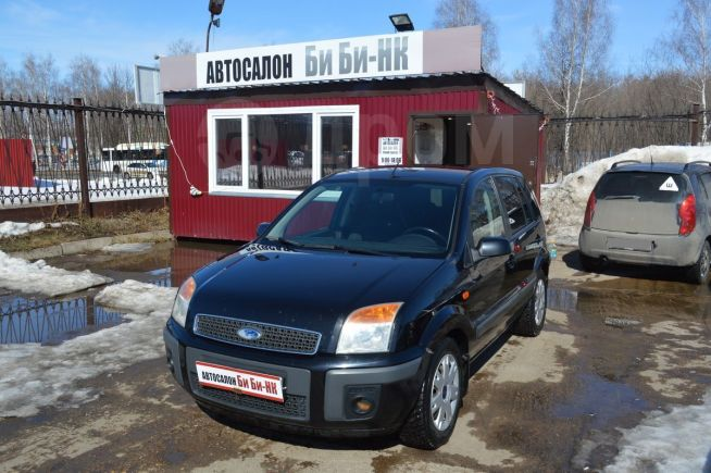 Ford Fusion, 2007 год, 260 000 руб.