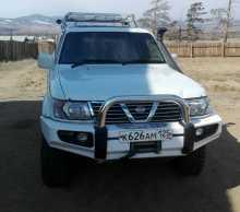 Улан-Удэ Safari 2000