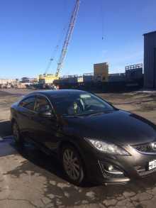 Кызыл Mazda6 2011