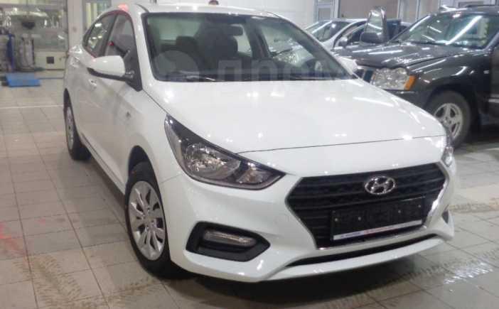 Hyundai Solaris, 2018 год, 645 000 руб.
