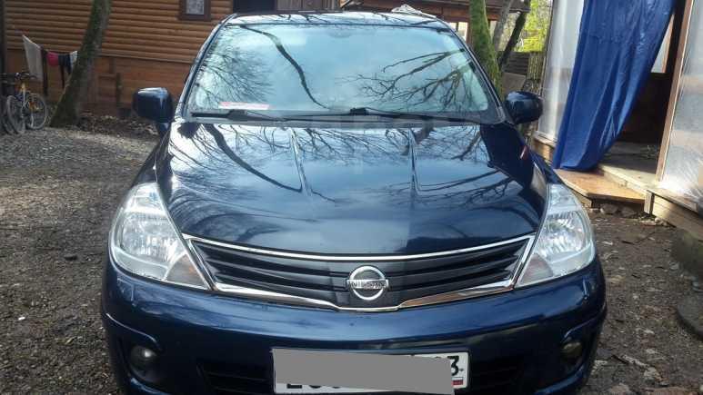 Nissan Tiida, 2011 год, 465 000 руб.
