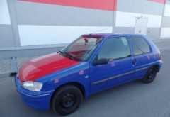 Peugeot 106, 2000 г., Ростов-на-Дону