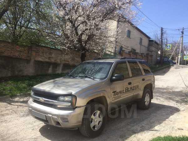 Chevrolet TrailBlazer, 2002 год, 400 000 руб.