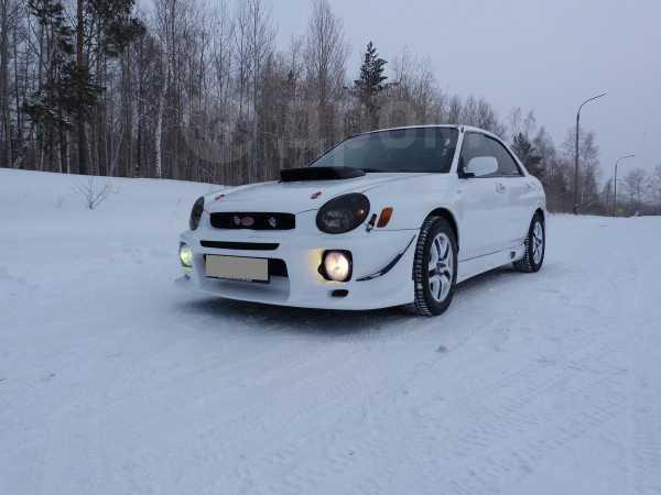 Subaru Impreza WRX, 2001 год, 455 000 руб.