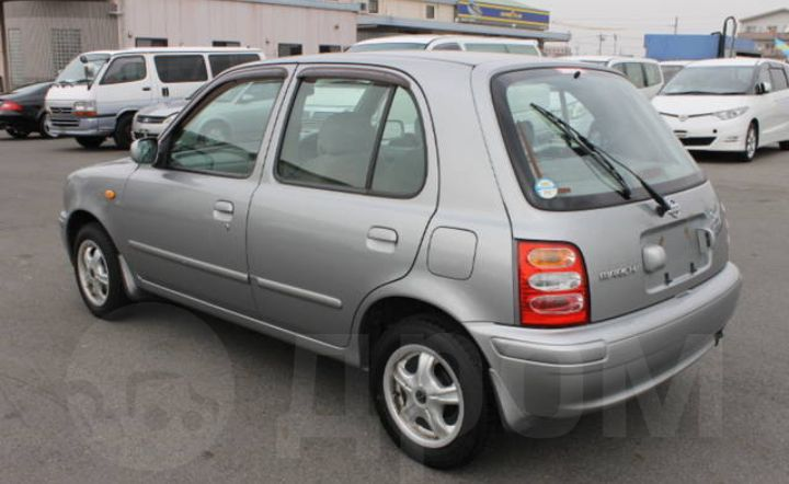 nissan march bolero collet продаю
