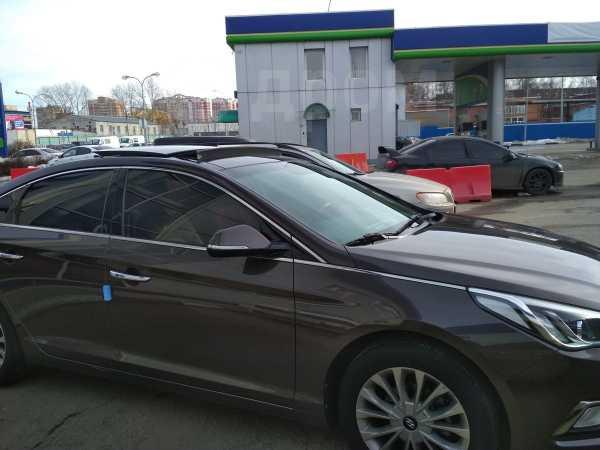 Hyundai Sonata, 2015 год, 1 350 000 руб.