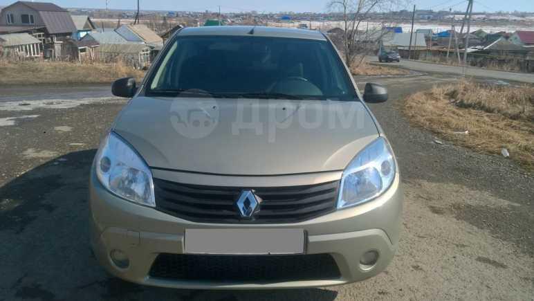 Renault Sandero, 2011 год, 355 000 руб.