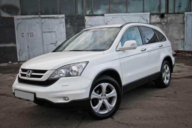 Honda CR-V, 2011 год, 985 000 руб.