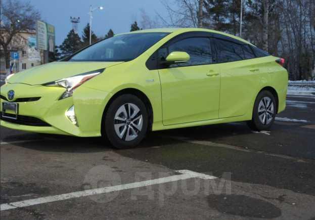 Toyota Prius, 2016 год, 1 387 000 руб.