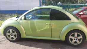 Volkswagen Beetle, 2002 г., Москва