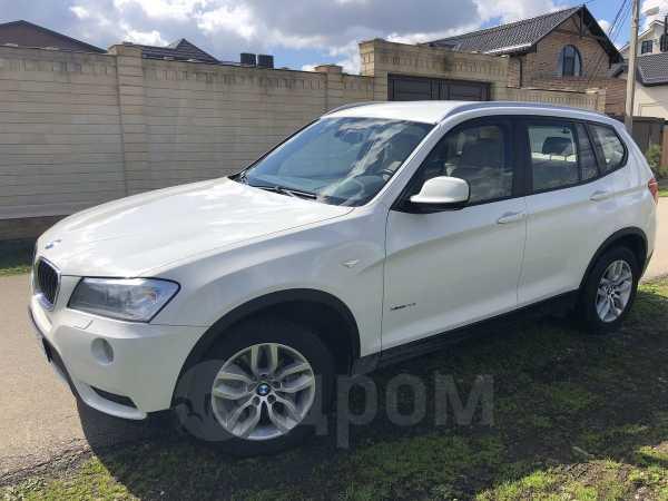 BMW X3, 2014 год, 1 340 000 руб.